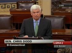 Chris Dodd fights